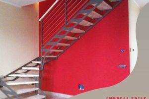 Scala d'arredo e personalizzazione colore